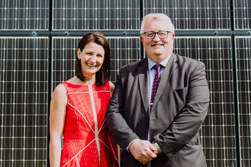 Ulster University to lead on major cross-border project to develop consumer-owned energy storage