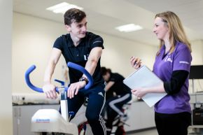 Sport and Exercise Sciences Research Institute (SESRI) at Ulster University.