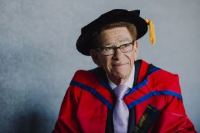 Honorary Graduate: Dr Ed Marram