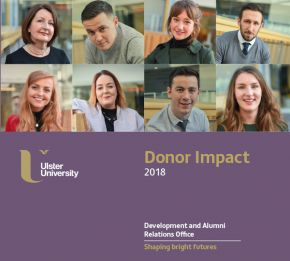 Donor Impact newsletter 2018