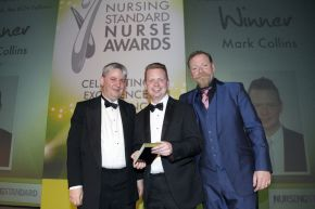 National Award for Ulster University Nursing Student
