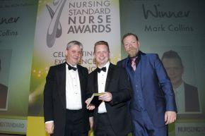 National Award for Ulster University Nursing Student