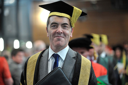 James Nesbitt - Chancellor of Ulster University