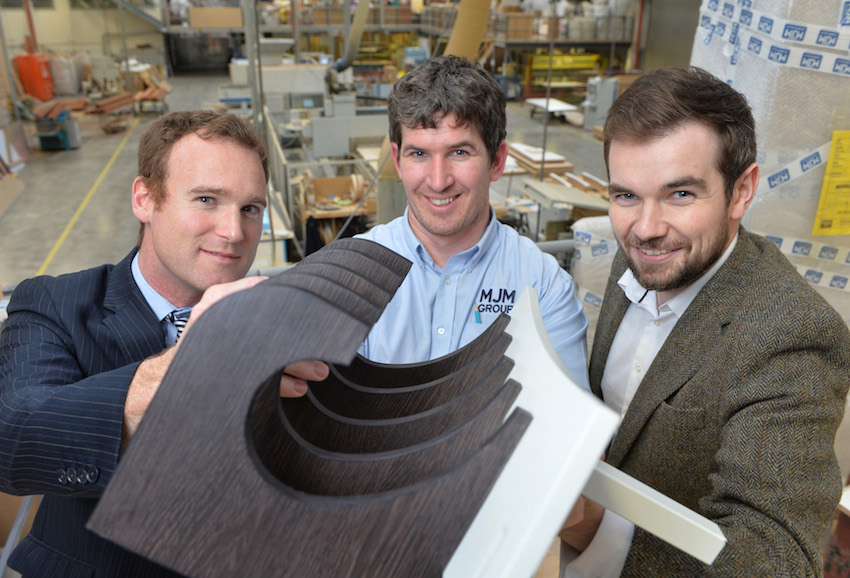 MJM Group turnover grows with support from Ulster University