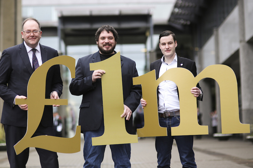 Ulster University start up hits £1million in sales