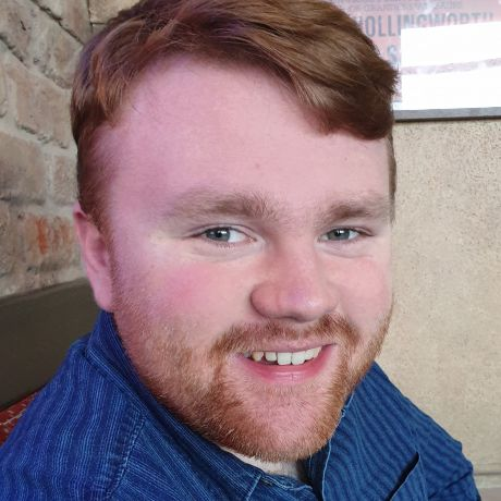 Profile pic Dylan Robinson