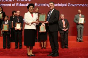 Ulster University wins global Confucius Institute of the Year Award