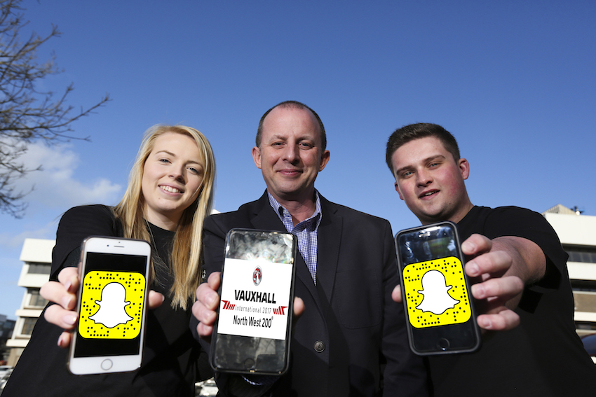 Ulster University students transform digital strategy for North West 200