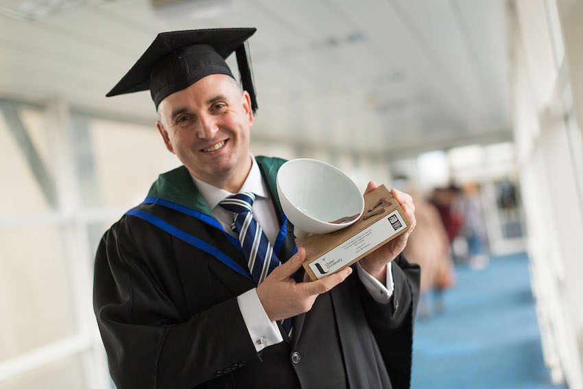 Ulster University honours Bafta award winning Creative Director