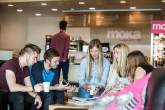 Student Life - Coleraine campus