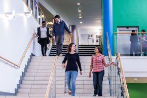 Student Life-Jordanstown Campus