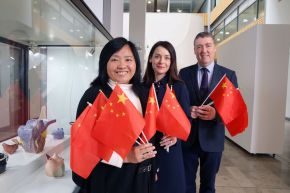 Ulster University expands 15 year Chinese strategic partnership