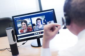 Seeing Faces in Digital Spaces: Examining the Role and Impact of Digital Communication Channels within Organisational Transformation