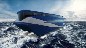 Ulster plays role in Belfast Maritime Consortium helping to build zero emissions ferries