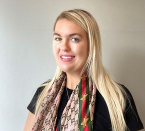 Lockdown celebrations for young mum graduating with first class honours degree