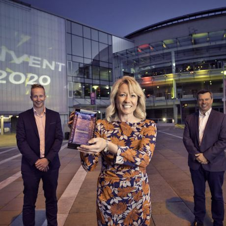 Ulster University staff and students take home the top prizes at Invent 2020