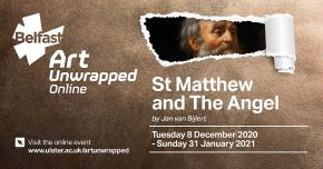 'Art Unwrapped' special exhibition goes online with a Christmas gift to the City of Belfast
