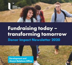 Donor Impact newsletter 2020