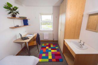 Standard bedroom in Maple4 & 5 bed flats