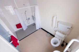 Enhanced Ensuite room (type 2) in2 bed flat