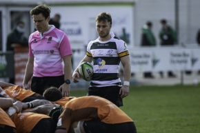 Rugby Pro scores degree from Ulster University