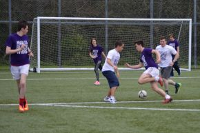 Magee ResLife Challenge- Footie competition! £50 AMAZON VOUCHERS FOR WINNERS!