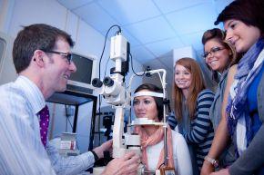 Webinar | BSc Optometry/ MOptometry