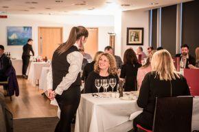 Ulster University Academy restaurant