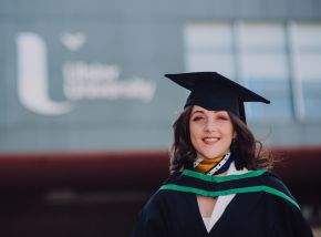 Ulster University graduate's passion for food leads her to Paris