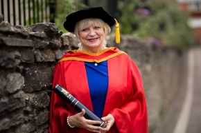 Honorary Graduate: Dr Elaine Way