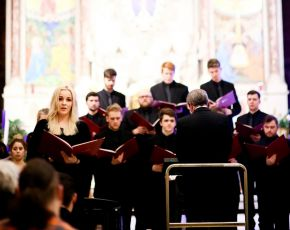 Ulster University Chamber Choir hits a high note with upcoming Carnegie Hall performance
