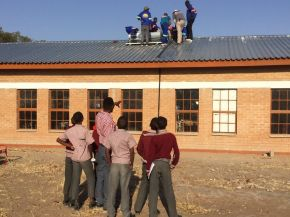 Ulster University research project changing lives in Sub-Sahara Africa