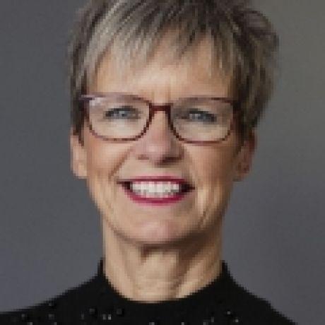 Judith Gillespie CBE