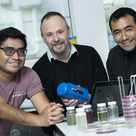 Ulster University tackles global water challenge with easy-to-use smart devices
