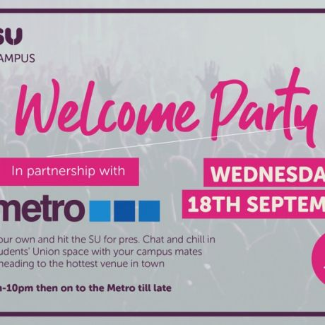 Magee Welcome Party with UUSU