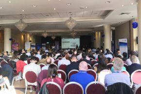TMED10 participants attending presentations.