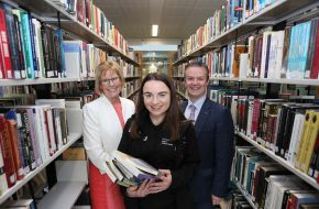 Ulster University completes £1.3m Magee library transformation