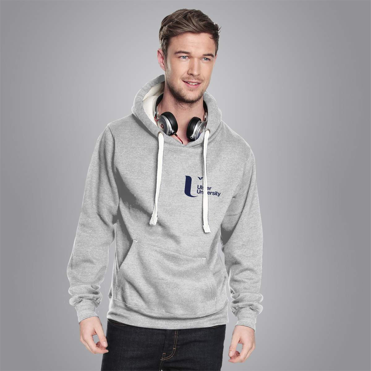 Image of the ULTRA PREMIUM GRAD HOODIE - SUPERSOFT