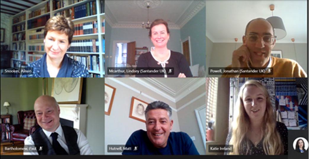 Santander Video Conference