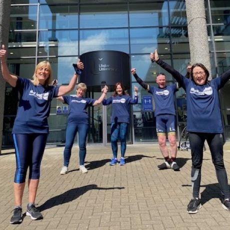 Ulster University staff and students celebrated International Nurses' Day 2021