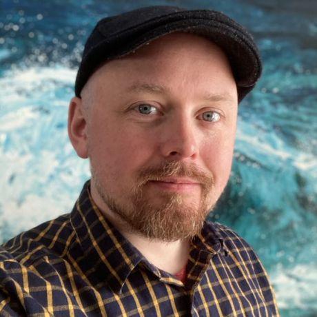 Profile pic John Deery