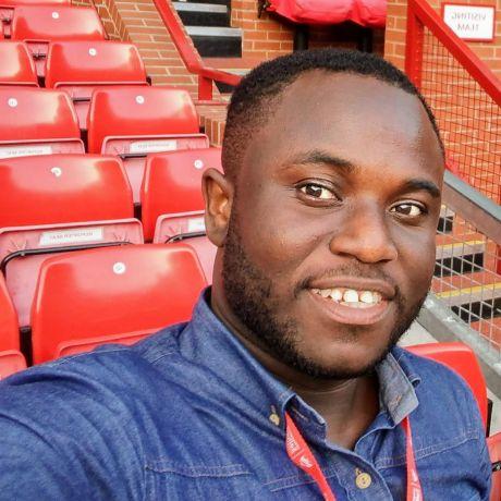 Profile pic Isaac Ampomah