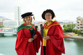 Ulster University summer graduations