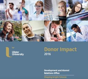 Donor Impact newsletter 2016
