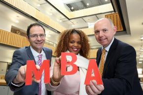 Ulster University Business School and Axiom Pilot Mini-MBA