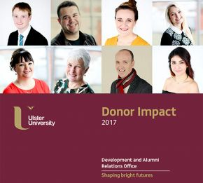 Donor Impact newsletter 2017