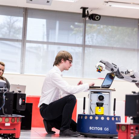 School of Computing, Engineering and Intelligent Systems' Seagate Summer School