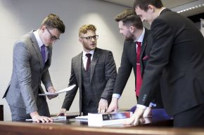 Mooting Room - Law