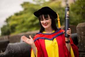 Internationally renowned actor and singer Bronagh Gallagher honoured by Ulster University