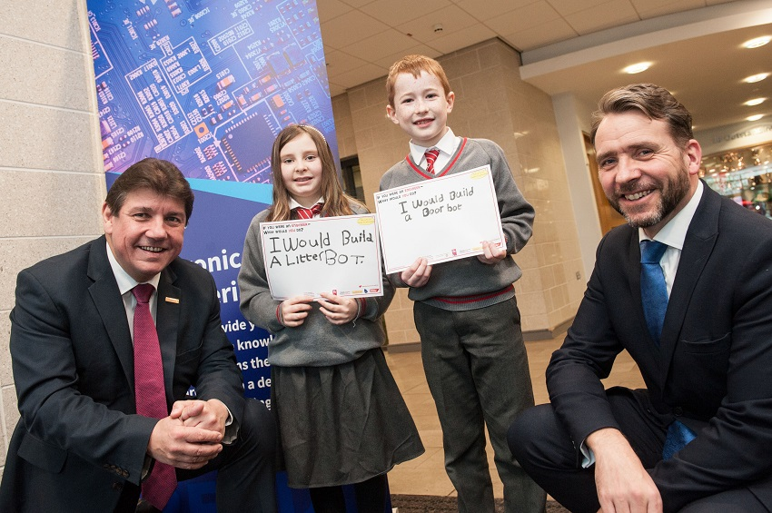 Industry and education join forces to inspire future engineers in Northern Ireland